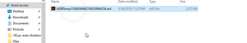 recover illustrator file after crash